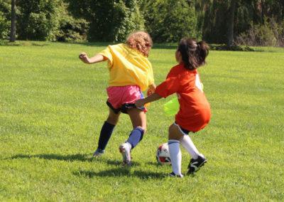 Mighty Kicks defense